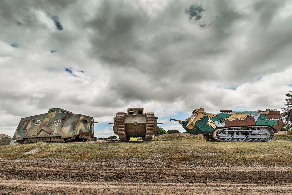 Tankfest 2017 At The Tank Museum