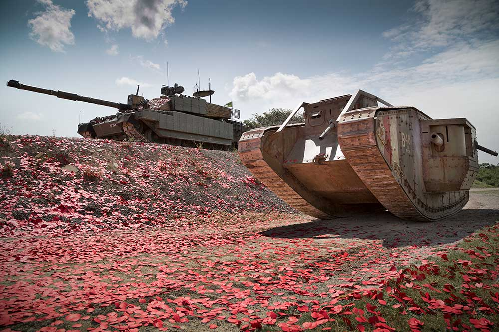 World War I Commemoration at the Tank Museum