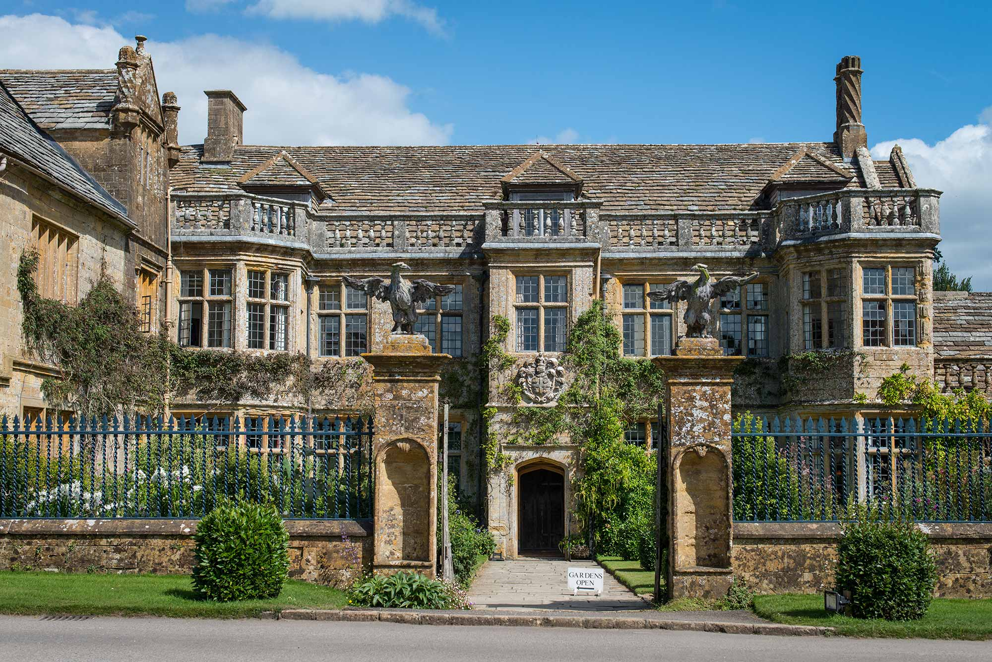 Mapperton House and Gardens - Best of Dorset Attractions