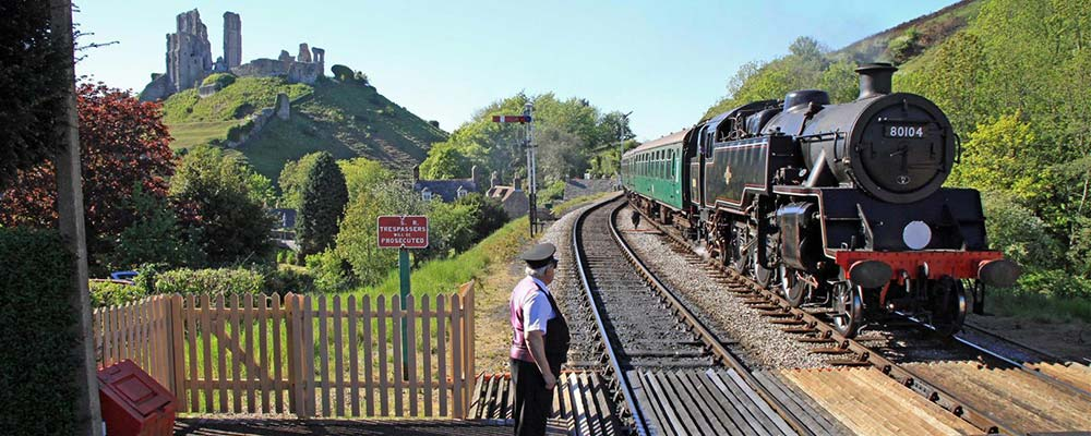Swanage Railway - Dorset attraction