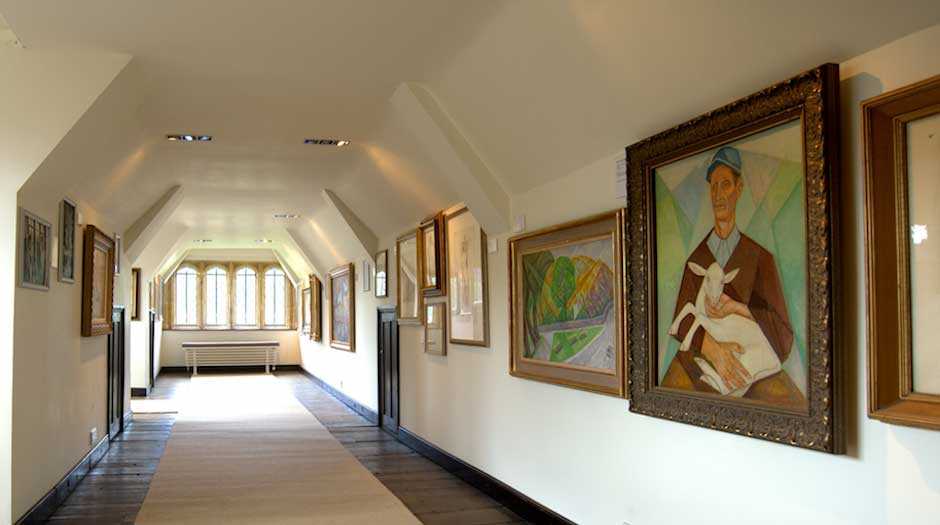 The Marvena Gallery At Athelhampton House & Gardens, Dorset