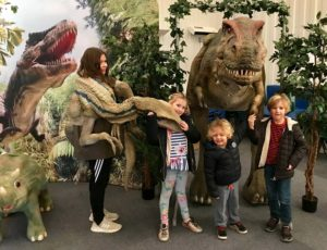 'Roarsome' dinosaurs at Adventure Wonderland