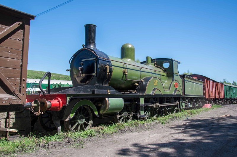 Appeal To Restore Victorian Locomotive. Photo By Nathan Au
