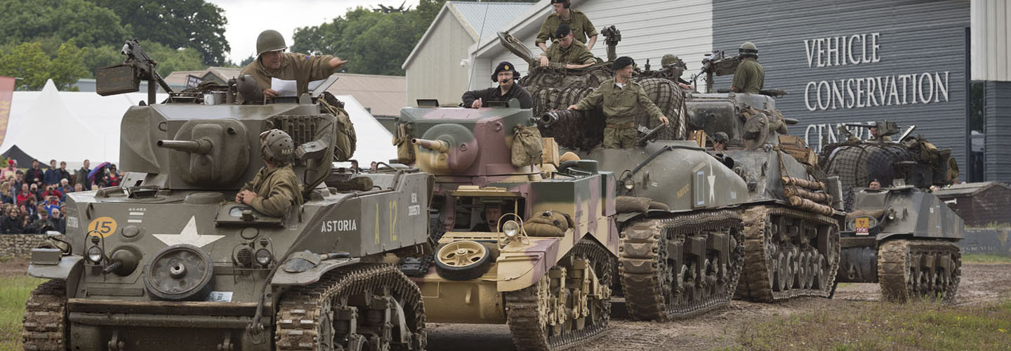 TANKFEST At The Tank Museum, Bovington