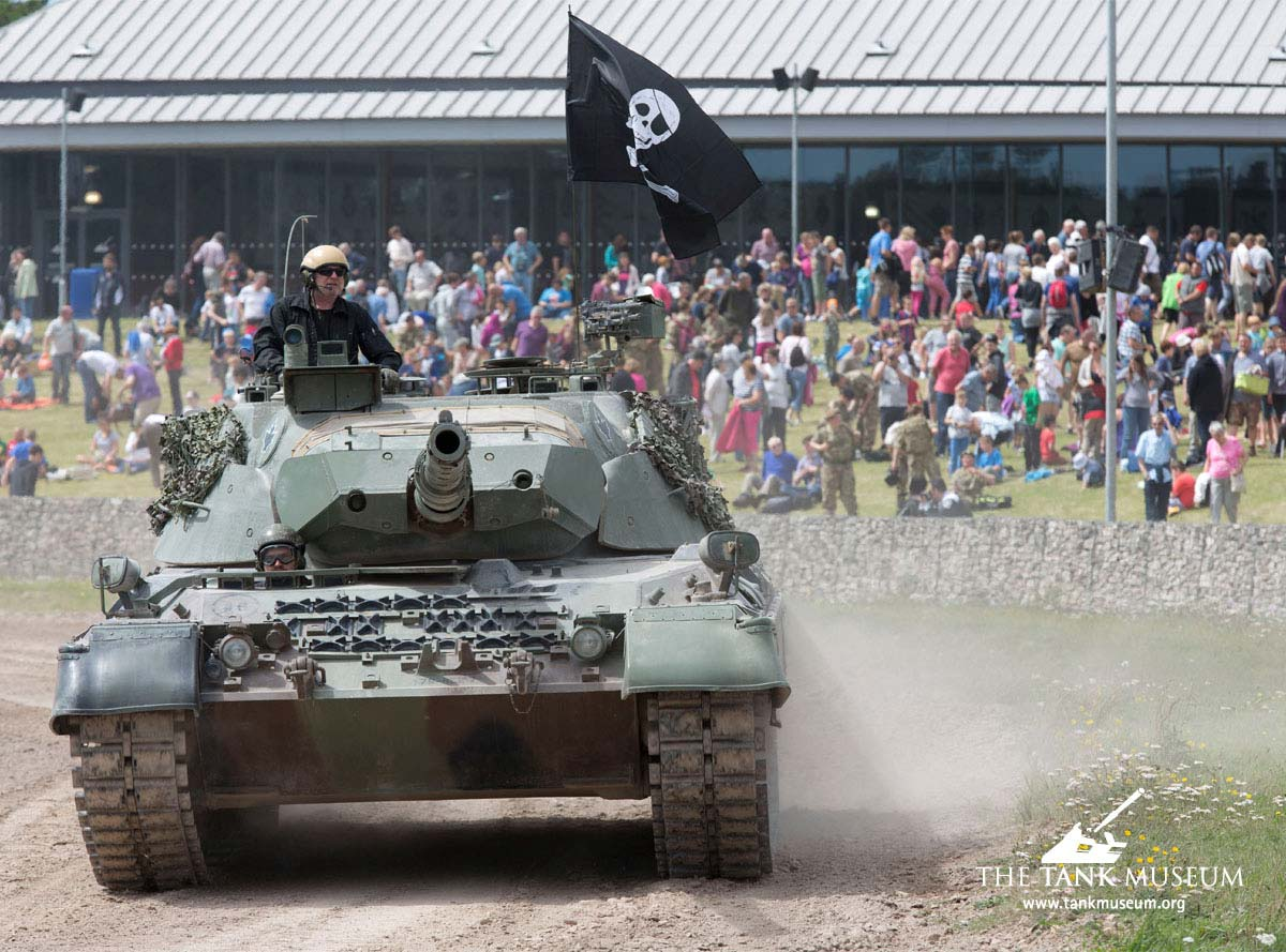 Tanks In Action This Summer School Holidays At The Tank Museum