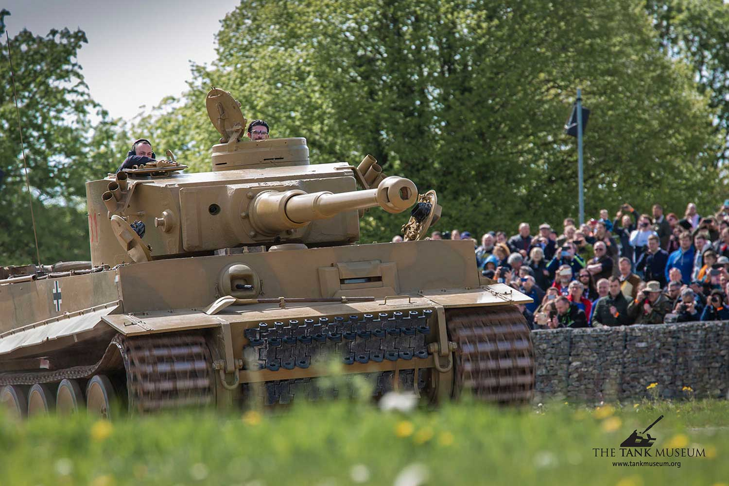Win A Ride In A World War 2 Tank