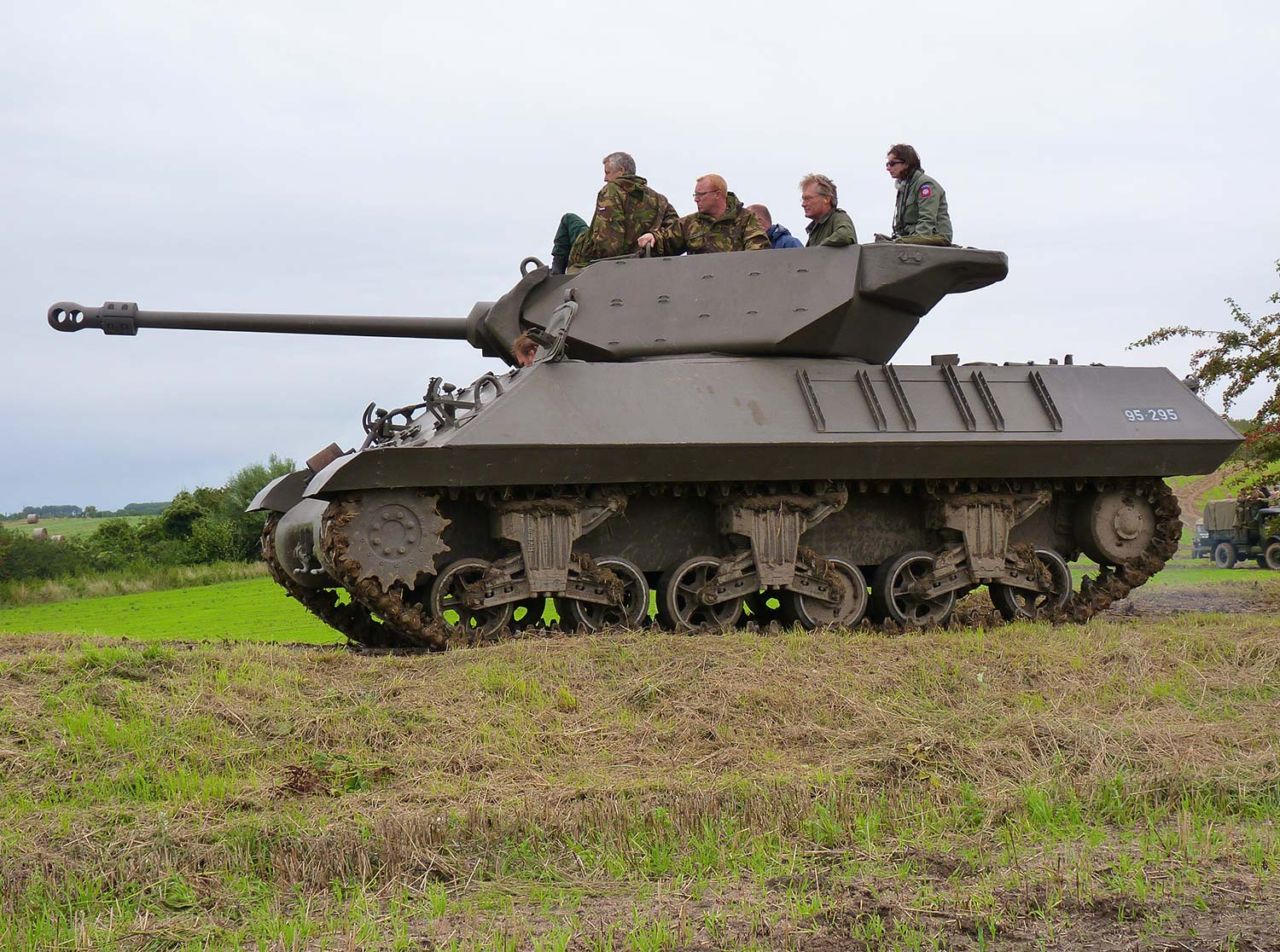 'A Bridge Too Far' Tank To Run At TANKFEST!