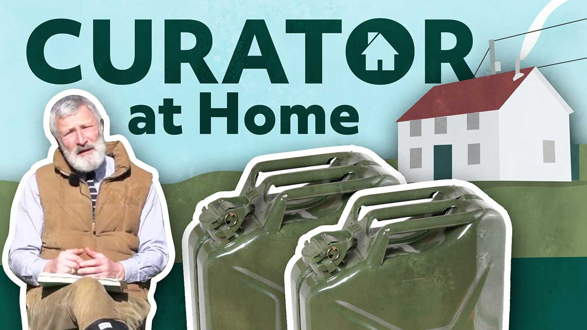 Curator At Home - The Tank Museum