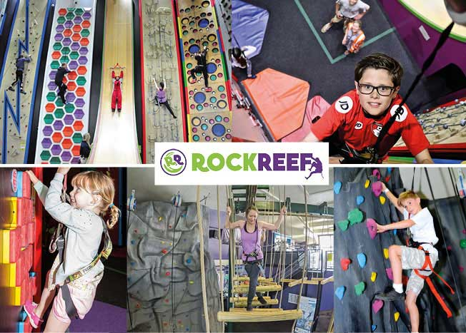 RockReef Reopens 25th July