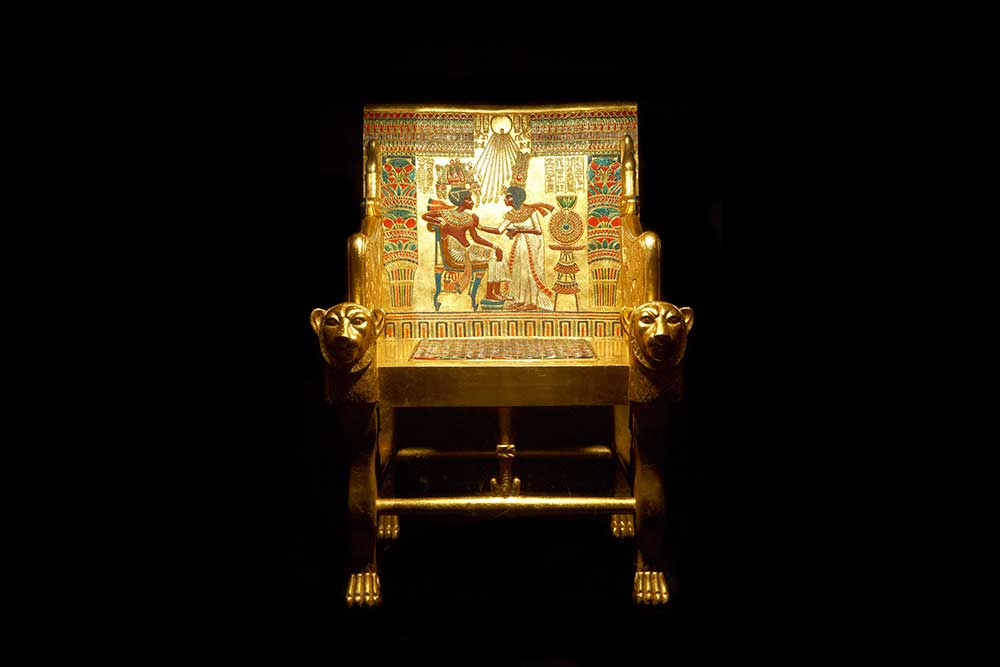 Ancient treasures to be discovered at The Tutankhamun Exhibition
