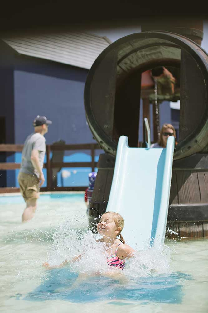 Cool off in the hot weather at Sealife Centre Weymouth
