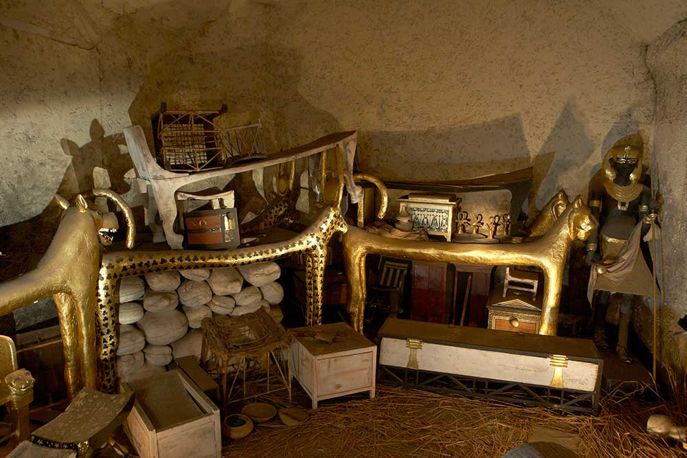 Discover the treasures of Ancient Egypt at The Tutankhamun Exhibition