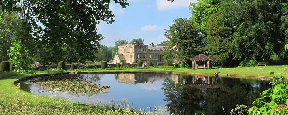 Forde Abbey and Gardens - Dorset attraction