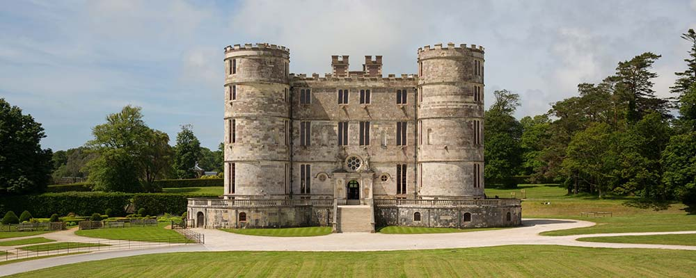 Lulworth Castle and Park - Dorset attraction