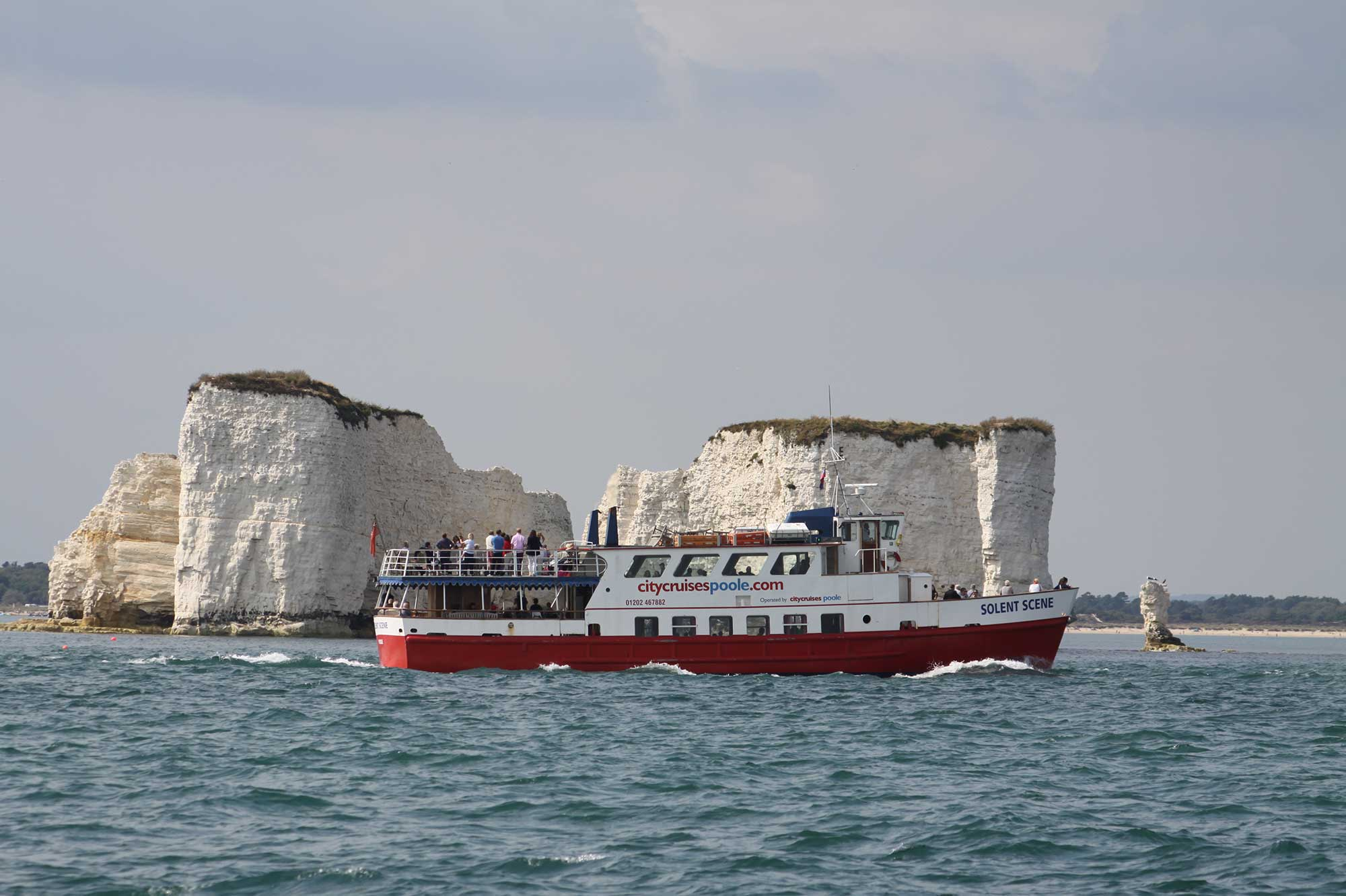 City Cruises Poole - Dorset tourist attraction