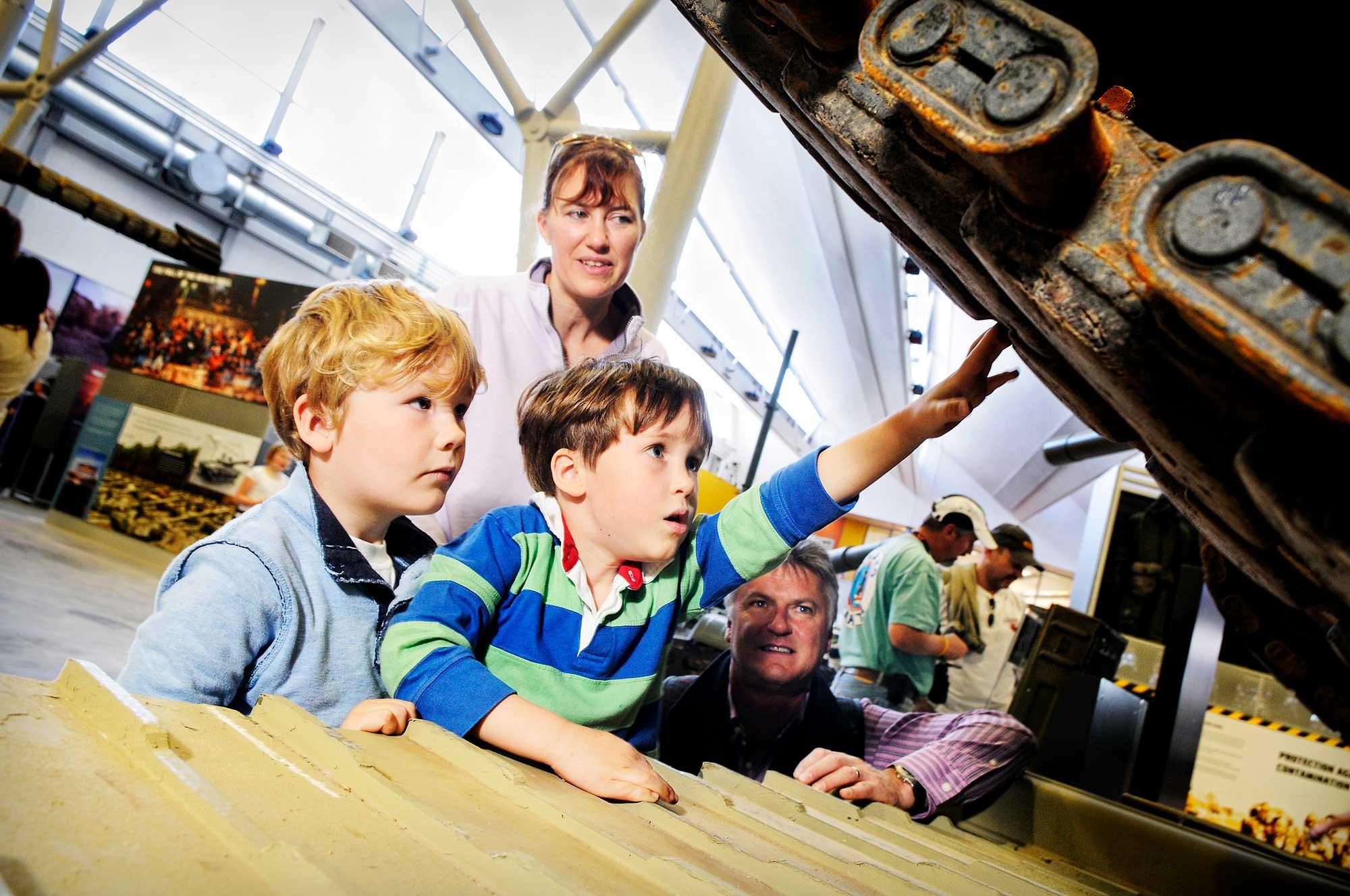 Tank Museum - Dorset attraction