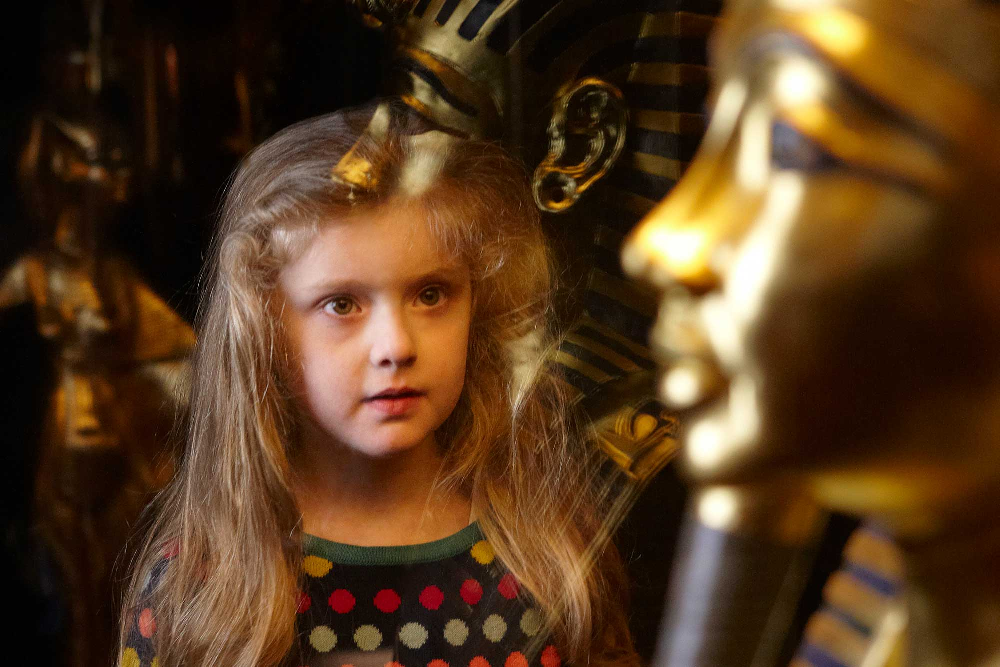 The Tutankhamun Exhibition - Dorset attraction