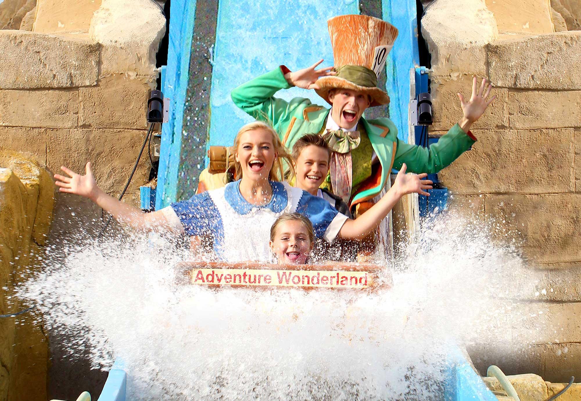 Adventure Wonderland - Fun For The Family In Dorset