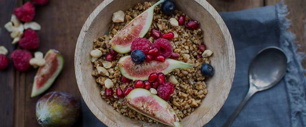 Healthy Dorset Cereal