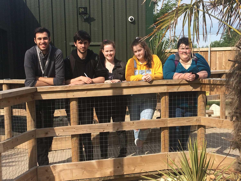 Weymouth SEA LIFE & College In Pride Partnership