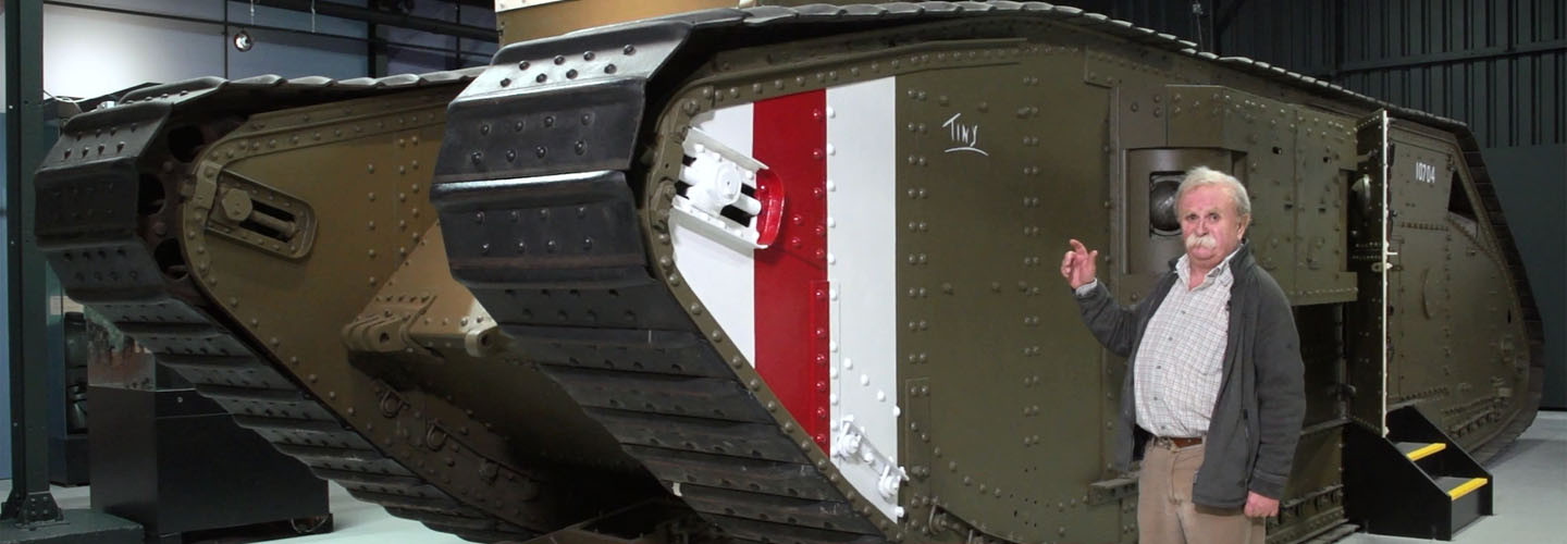 New YouTube Videos On The Tank Museum Channel In June