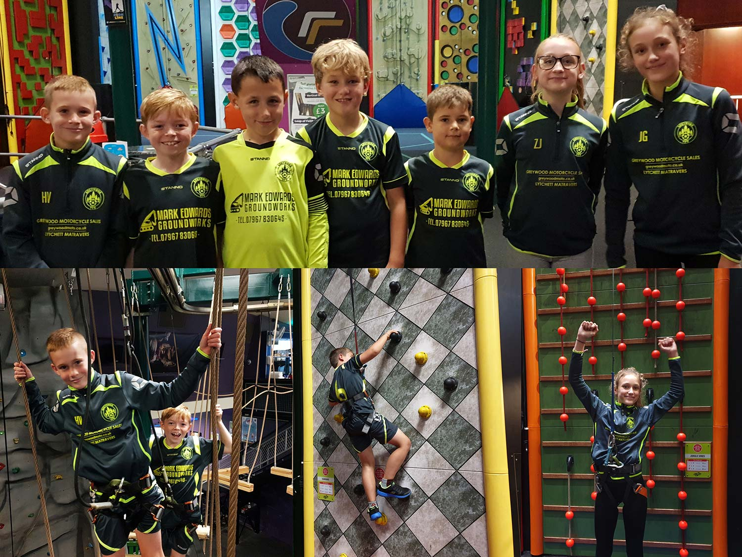RockReef Youth Group Discounts