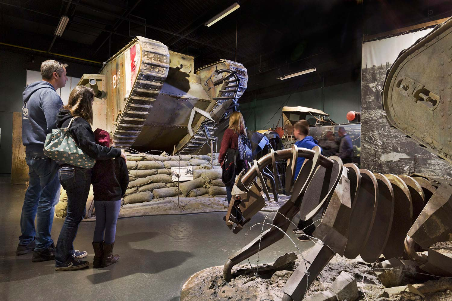 Animal-themed Activities For February Half Term At The Tank Museum