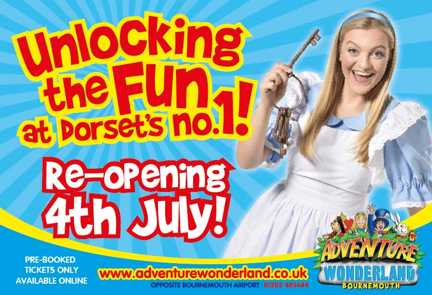 Unlocking The Fun At Adventure Wonderland In Dorset