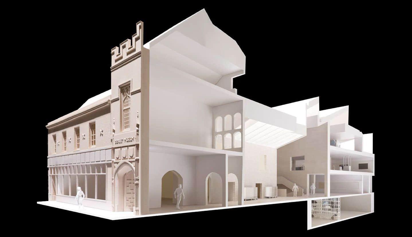 Dorset County Museum redevelopment