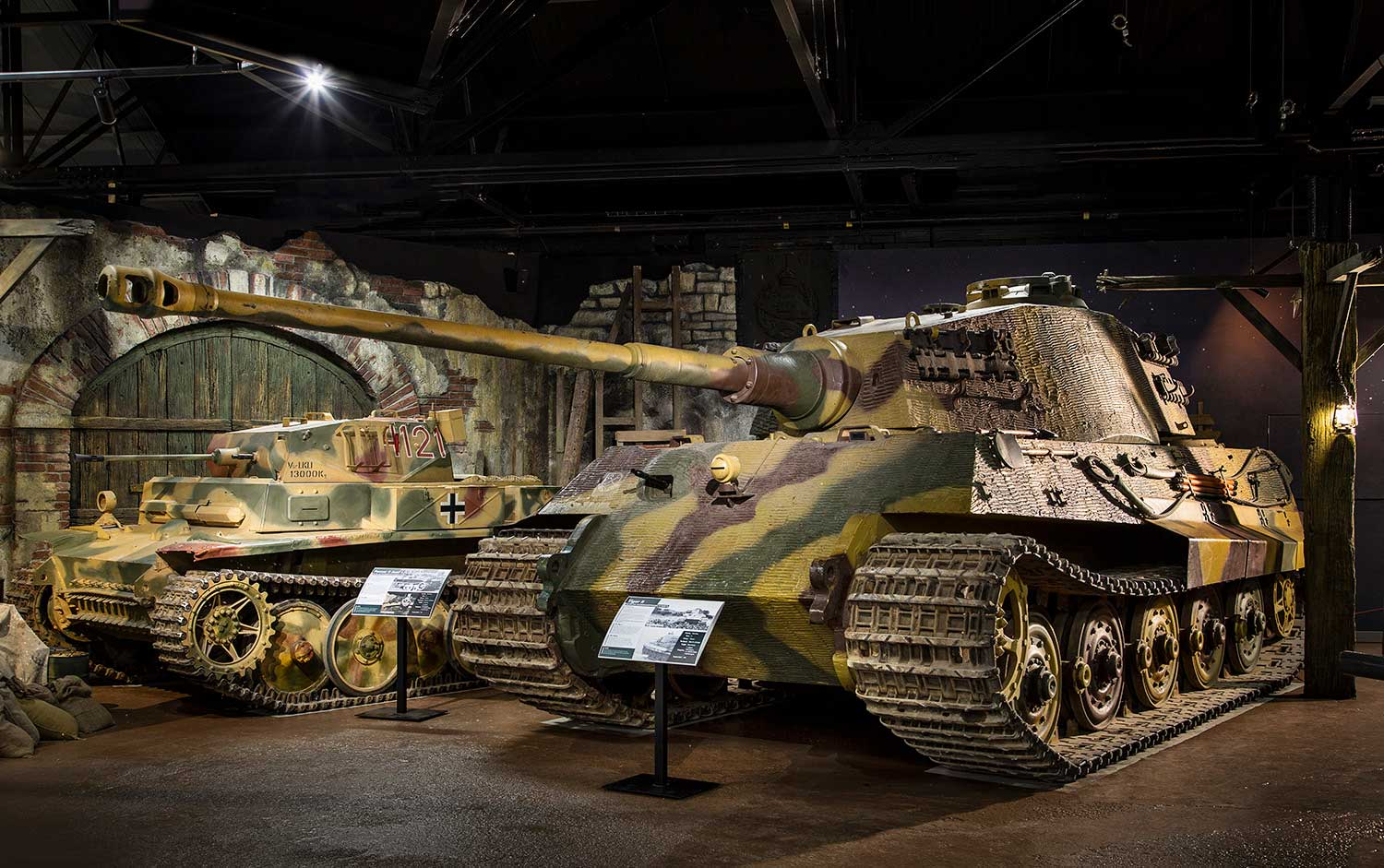 The Tank Museum Is Looking Forward To Welcoming Visitors For The First Time This Year On Monday 17 May