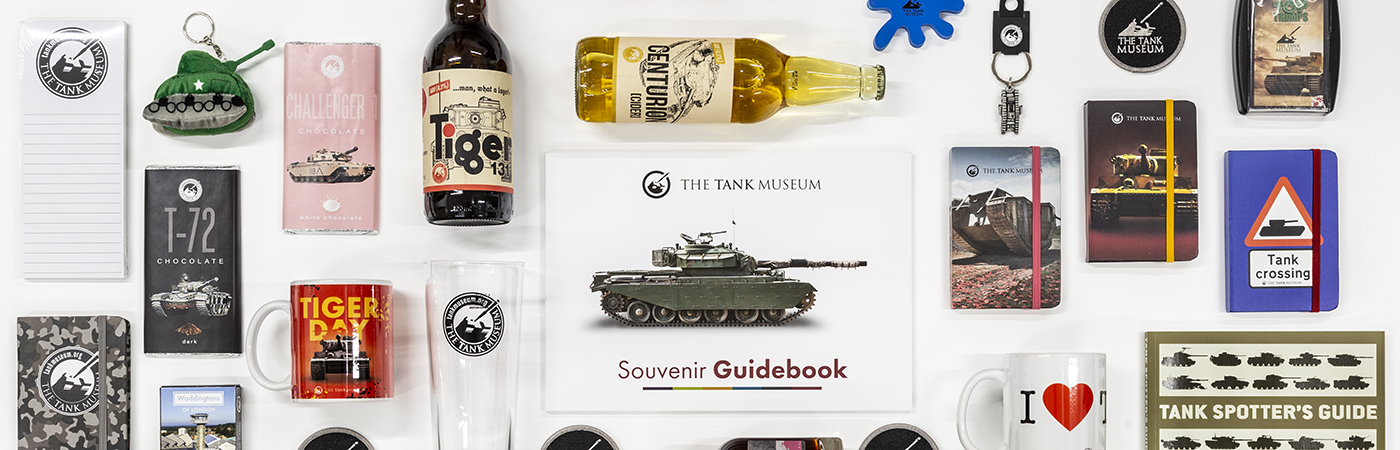 The Tank Museum Shop Wins – Best Online Shop And Shop Of The Year