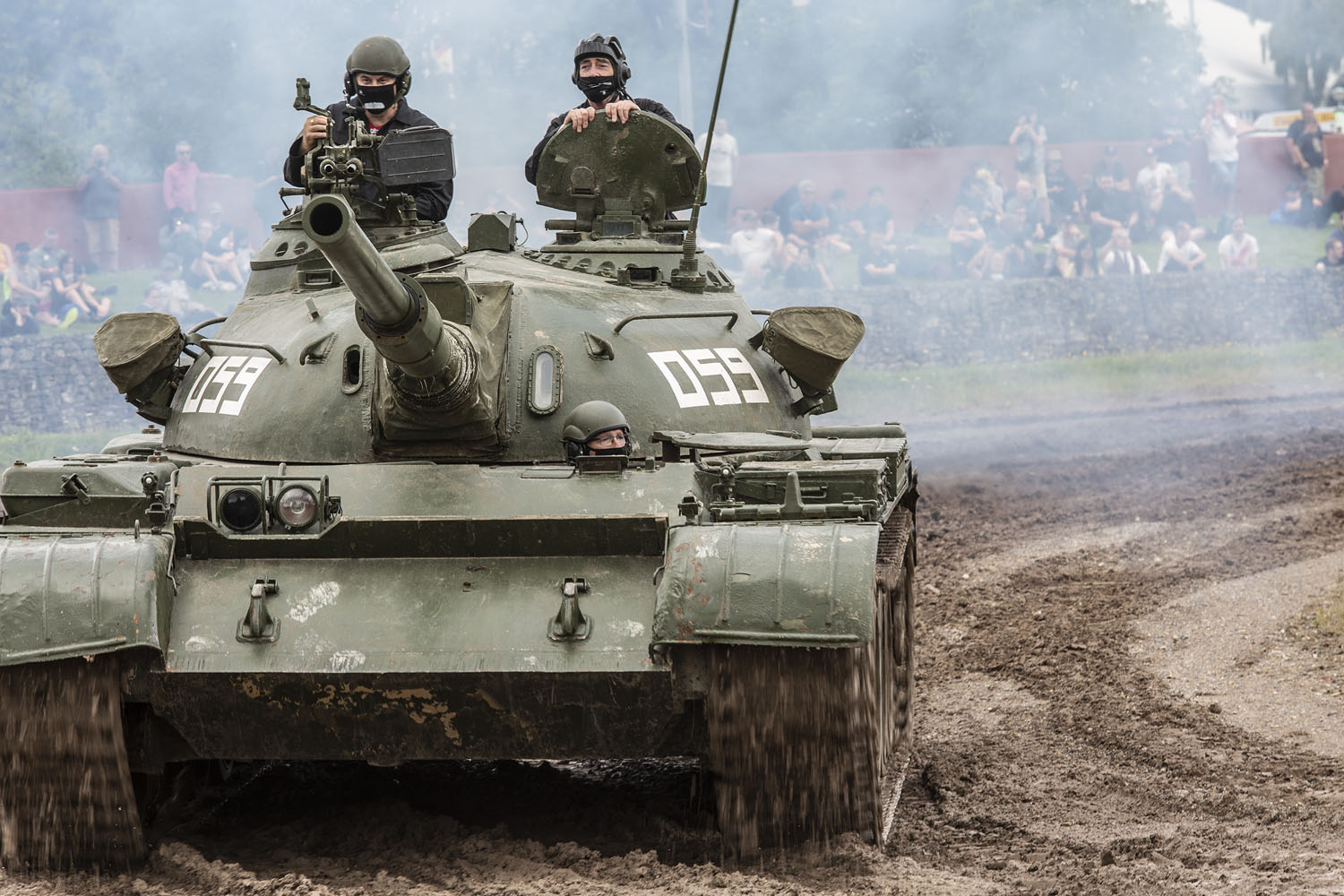 Tiger Day At The Tank Museum