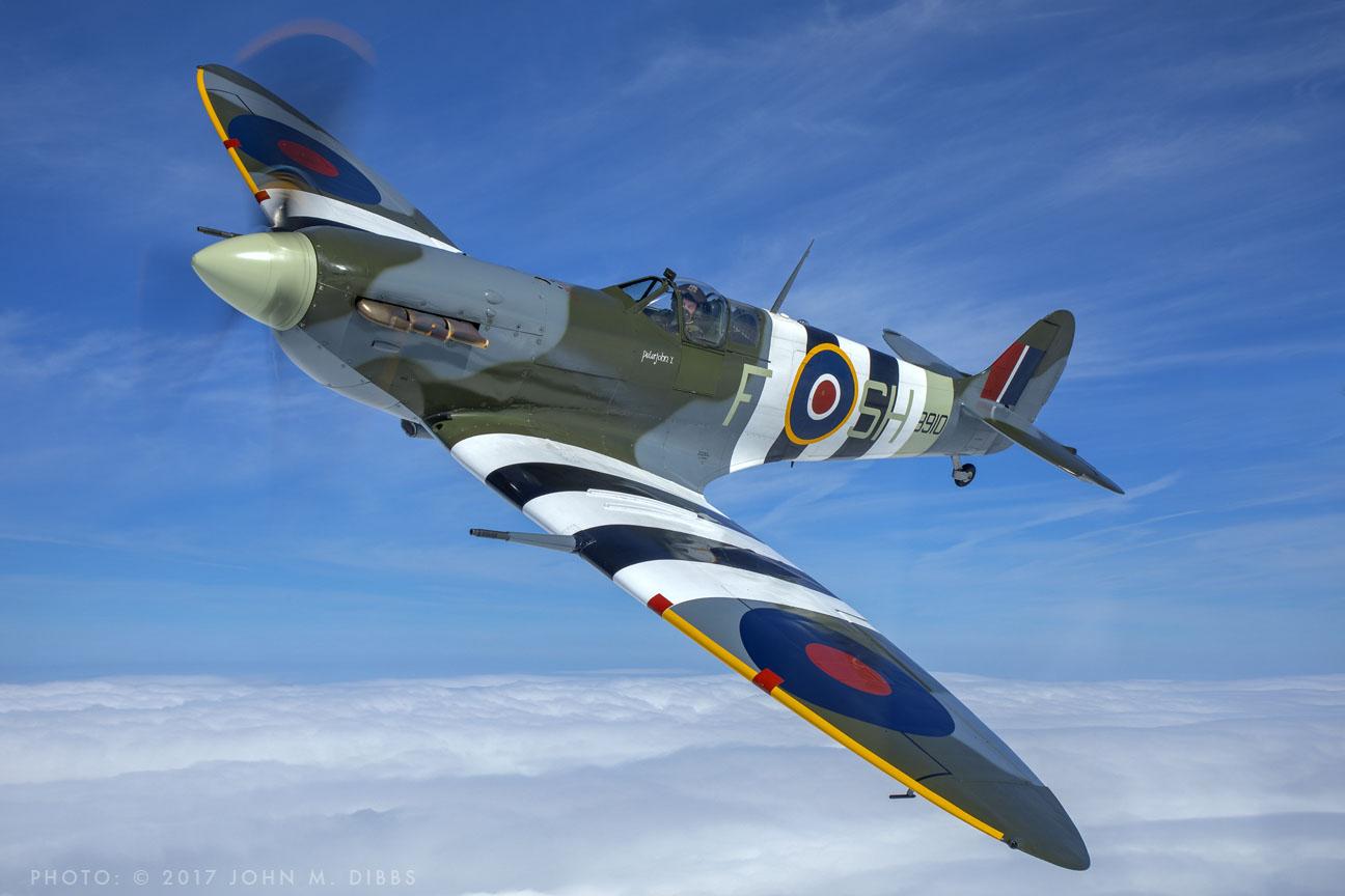 WW2 Planes At TANKFEST 2021